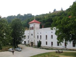 Arnota - Turnul de la intrare