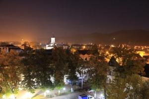 Noaptea la Câmpulung Moldovenesc